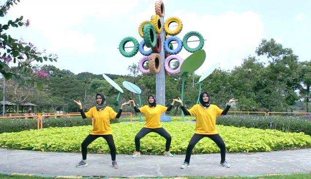 Liburan Asyik Taman Kebon Ratu Jombang Faktualnews Berada Lokasi Mudah