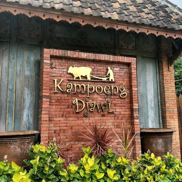 Backpaker Seru Wisata Wonosalam Jombang Jawa Timur Kampoeng Djawi Kab