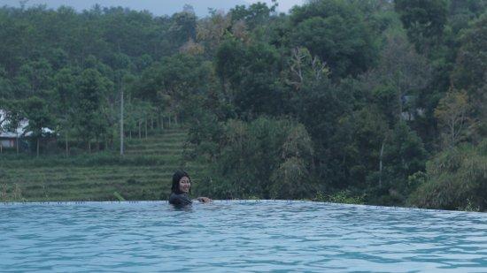 Infinity Pool Picture Kampoeng Djawi Jombang Tripadvisor Kab