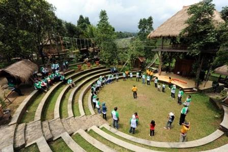 Kampoeng Djawi Berangan Trip Home Kab Jombang