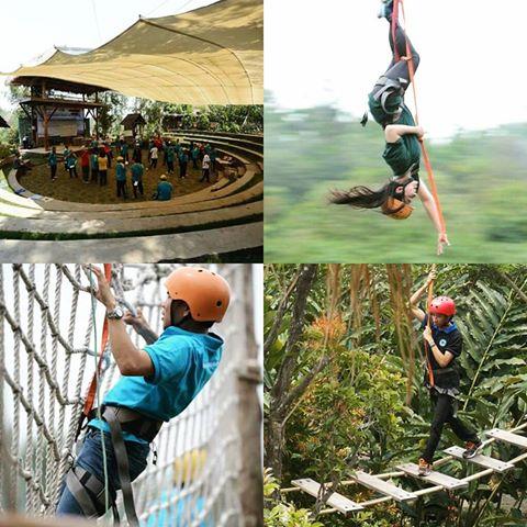 Kampoeng Djawi Kampoengdjawi Instagram Photos Videos Fun Outbound Activities Dimana