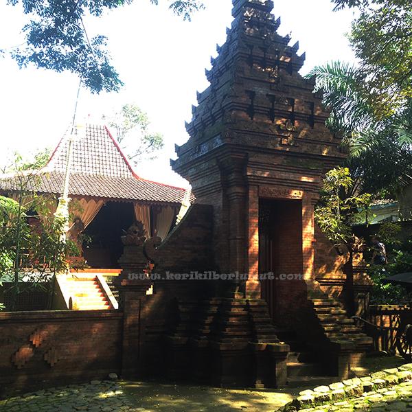 Kampoeng Djawi Sebuah Tempat Wisata Bernuansa Kampung Jawa Tempo Gerbang