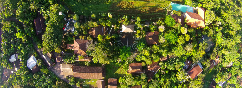 Kampoeng Djawi Tempat Outbound Kita Dibawah Suasana Kegiatan Kab Jombang