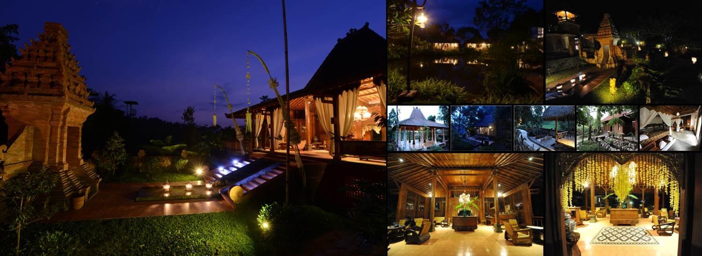 Kampoeng Djawi Tempat Outbound Kita Dibawah Suasana Rumah Gaya Majapahit