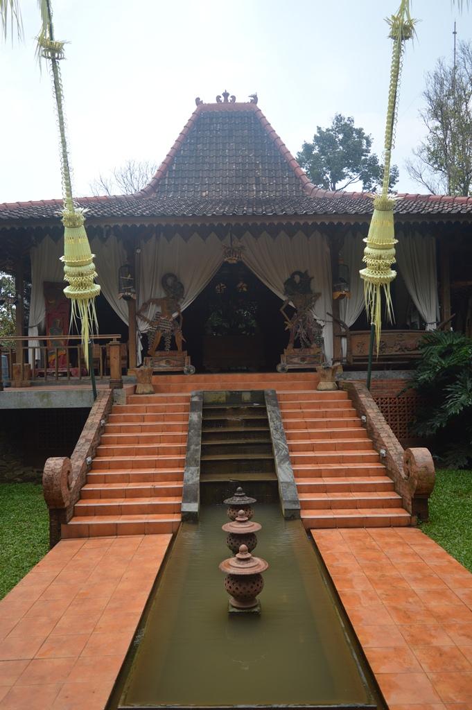 Kampoeng Djawi Tempat Wisata Jawa Wonosalam Kab Jombang