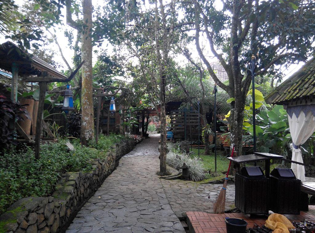 Kampoeng Djawi Tempat Wisata Jawa Wonosalam Menginap Cukup Lengkap Meski