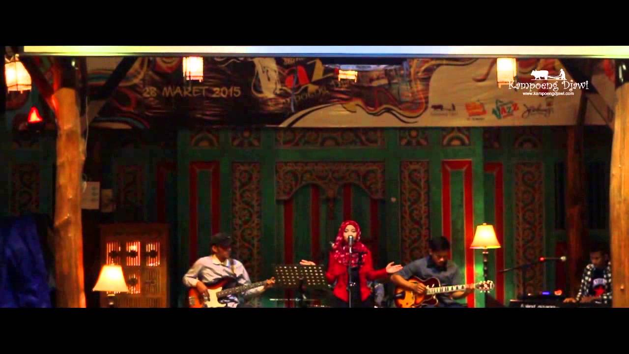 Komunitas Jazz Jombang Bengawan Solo Kampoeng Djawi 2015 Youtube Kab