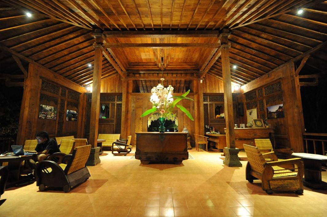 Lobby Kampoeng Djawi Kab Jombang