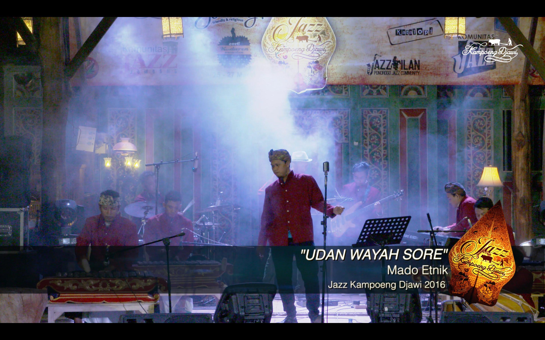 Madoetnik Feat Komunitas Jazz Jombang Udan Wayah Sore Kampoeng Djawi