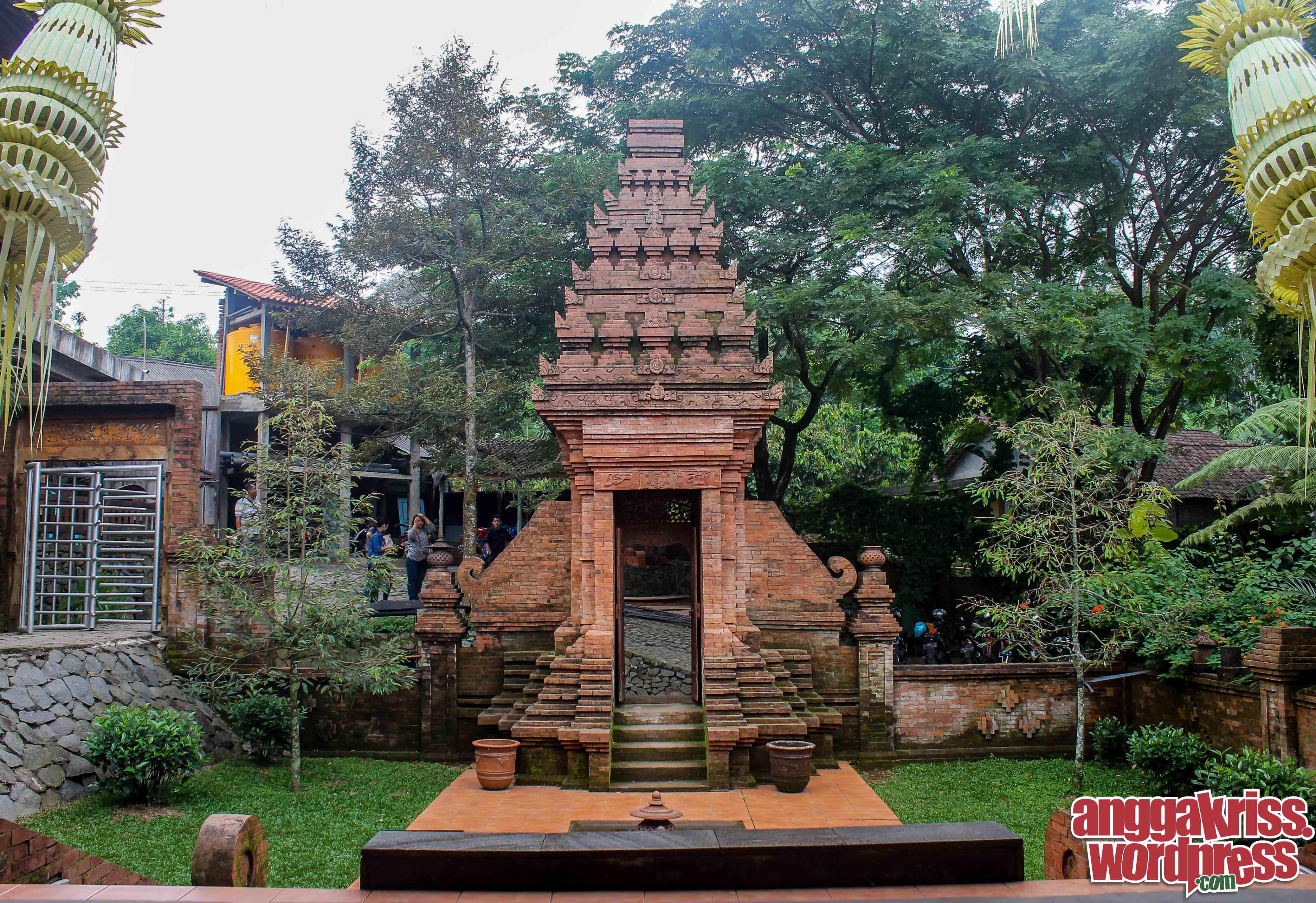 Menengok Kampoeng Djawi Wonosalam Anggakris Blog Parkir Gratis Bayar Tiket