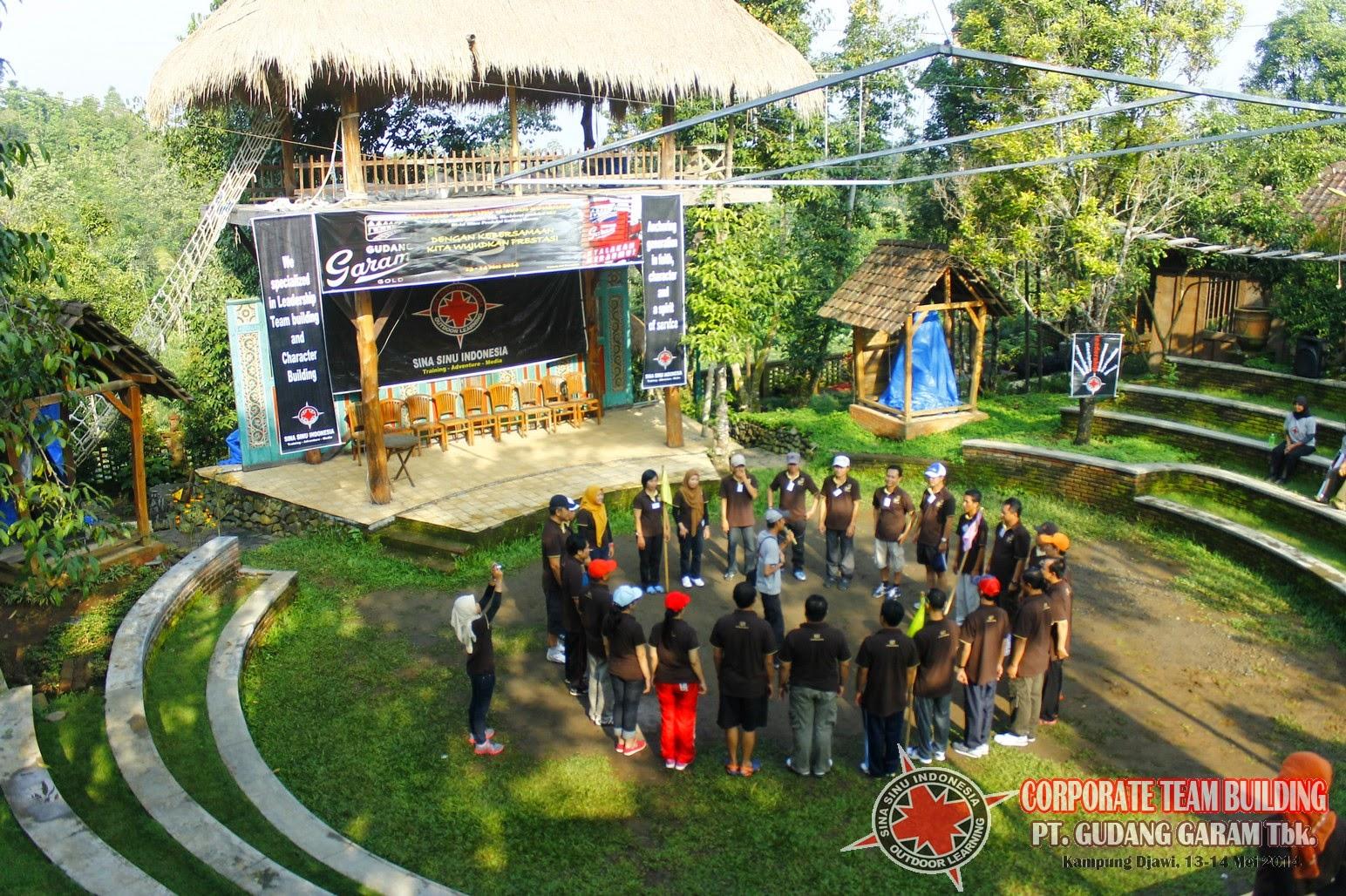 Villa Kampoeng Djawi Lokasi Dusun Gondang Desa Caranggwulung Kec Wonosalam
