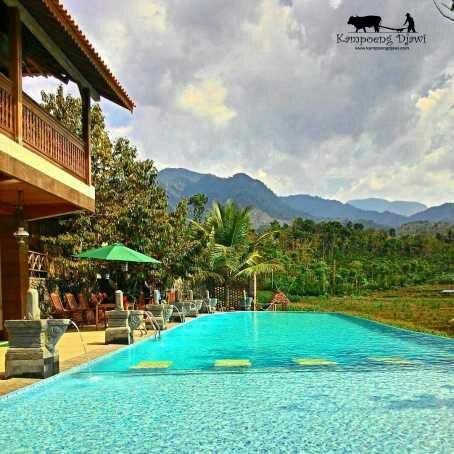 Wisata Wonosalam Pulau Jawa Timur Kampoeng Djawi Terletak Dusun Gondang