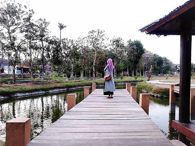 Infojombang Twitter Selamat Pagi Jombang Foto Taman Kebon 5 07