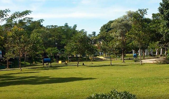 Liburan Asyik Taman Kebon Ratu Jombang Faktualnews Mulai Menjadi Jujugan