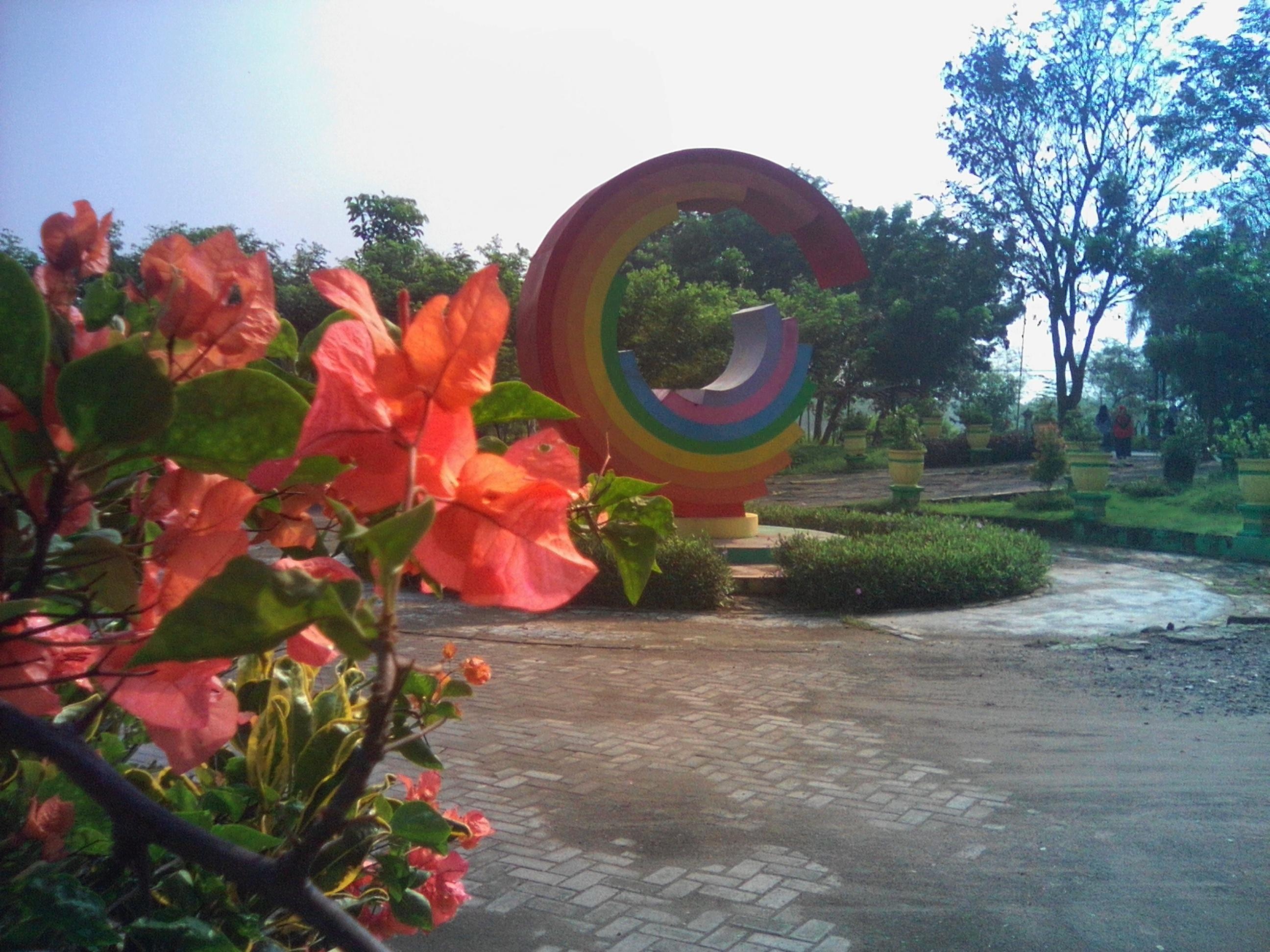 Serunya Pekan Rekreatif Rth Kebon Ratu Mading Sdit Arj Ruang