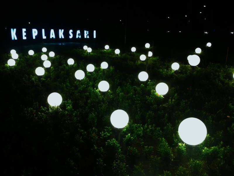 Taman Kebon Ratu Jombang Gotravelly Lahan Sejak Dulu Pemeritah Merenovasi