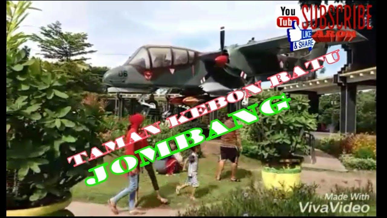 Taman Kebon Ratu Jombang Youtube Kab