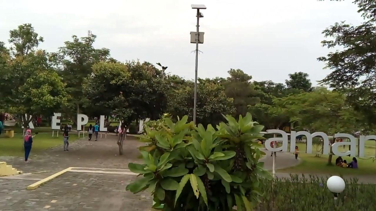 Taman Kebun Ratu Jombang Youtube Kebon Kab