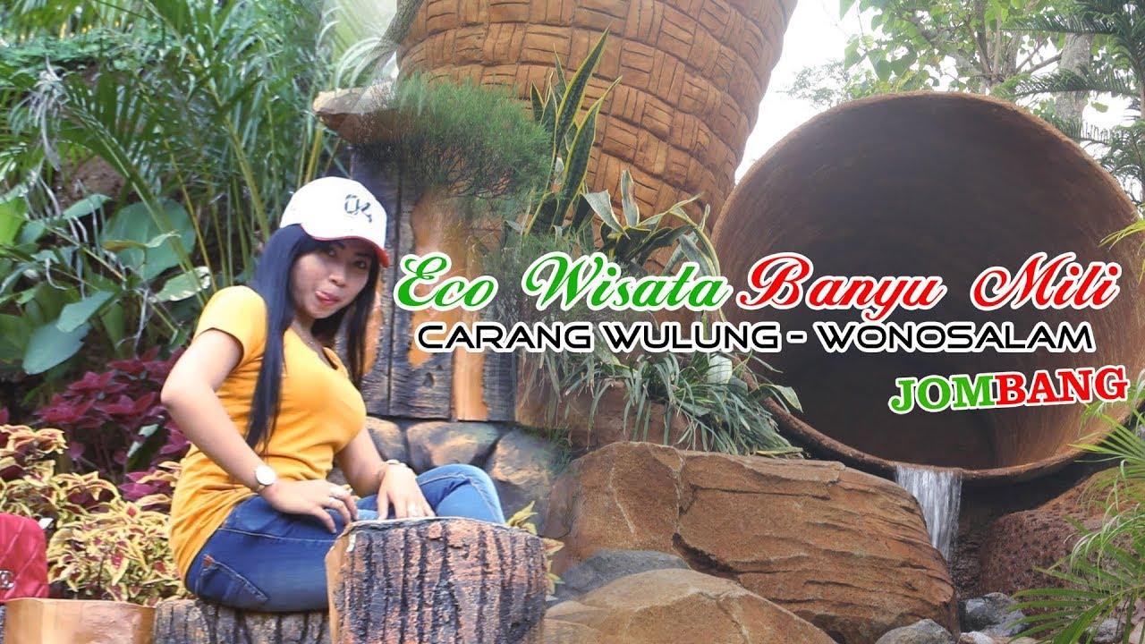 Eco Wisata Banyu Mili Carang Wulung Wonosalam Jombang Youtube P4s