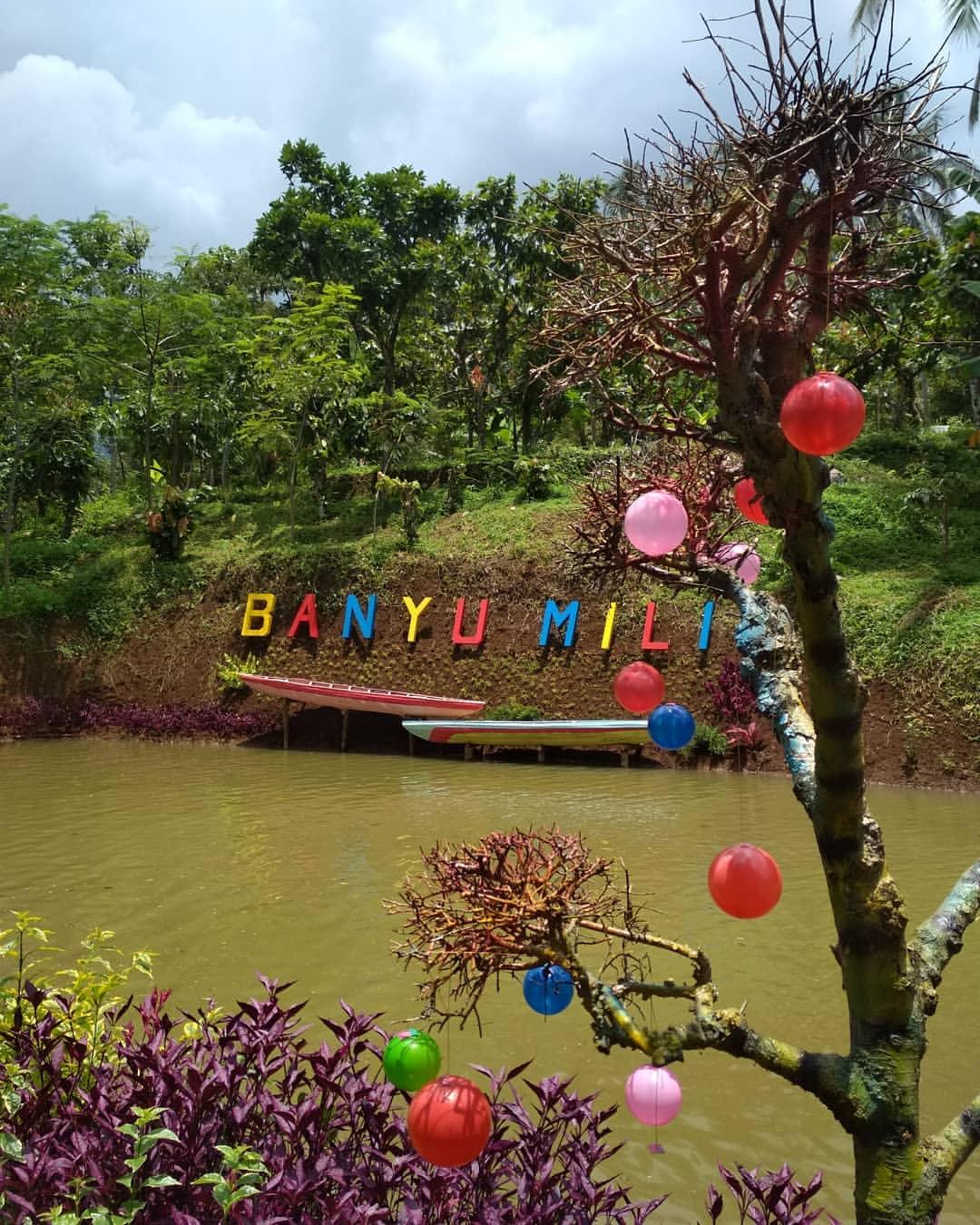 Wisata Banyu Mili Wonosalam Banyumiliwonosalam Instagram Profile Kamu Merasa Masalahmu