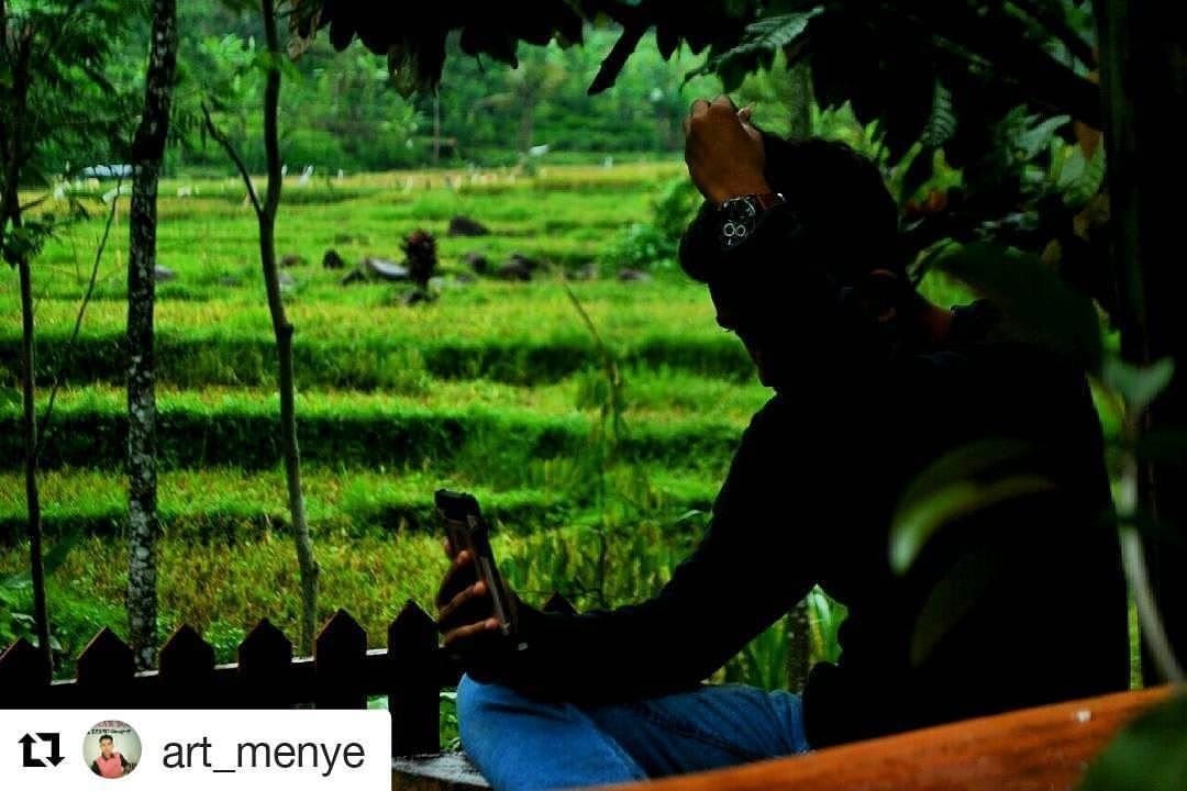 Wisata Banyu Mili Wonosalam Banyumiliwonosalam Instagram Profile Repost Art Menye