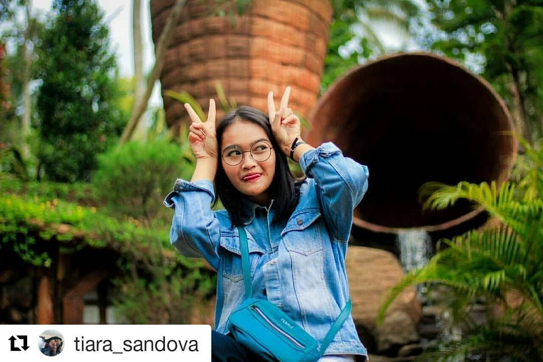 Wisata Banyu Mili Wonosalam Banyumiliwonosalam Instagram Profile Repost Tiara Sandova