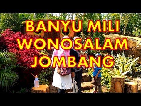 Wisata Banyu Mili Wonosalam Jombang Destinasi Tempat P4s Eco Kab