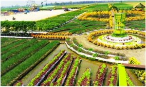 Taman Agro Jatim Alternatiif Wisata Alam Kabupaten Jombang Menikmati Berselfie