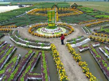 Taman Agro Jatim Jombang Bakal Diresmikan Gubernur Soekarwo Dusun Ponggok