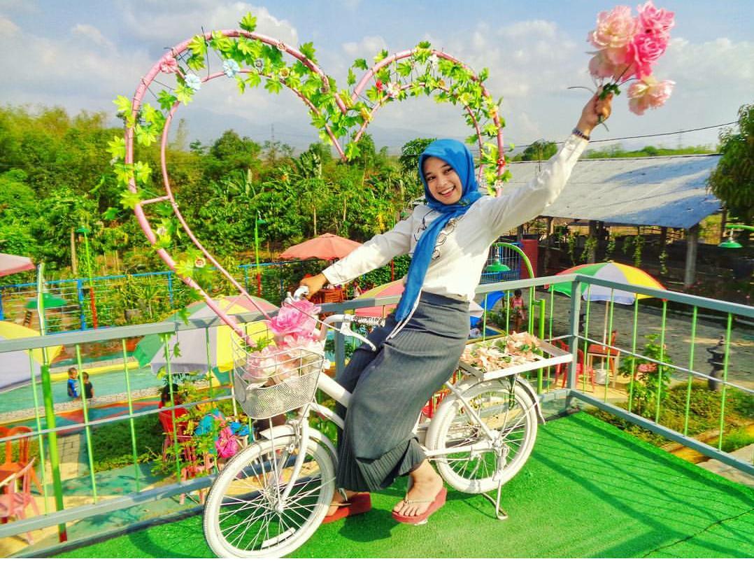 Taman Agro Wisata Jombang Destinasi Terbaru Bunga Letaknya Kawasan Bandar