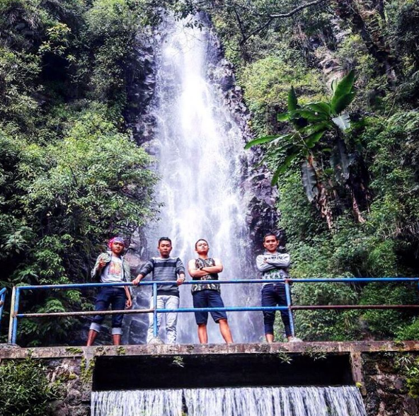 23 Tempat Wisata Magetan Jawa Timur Ngehitz Air Terjun Tirtasari
