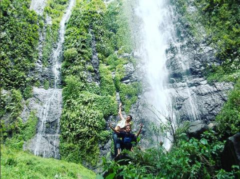 39 Tempat Wisata Jombang Wajib Kunjungi Air Terjun Tretes Taman
