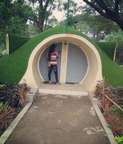 39 Tempat Wisata Jombang Wajib Kunjungi Tirta Keplaksari Taman Kab