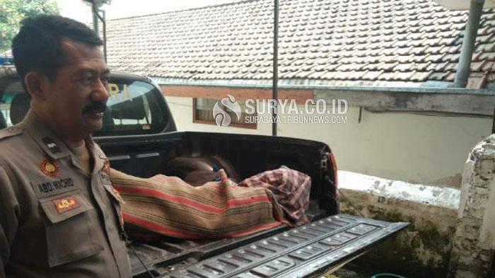Breaking News Misteri Mayat Lelaki Jombang Berkaus Rsj Surya Taman