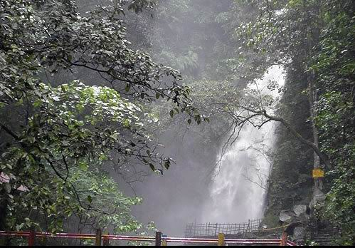 Daftar Tempat Wisata Jombang Disinggahi Ngadem Alam Taman Tirta Kab