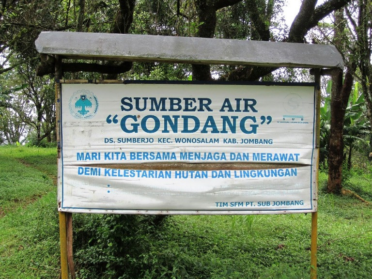 Danau Kepluk Jombang Wisata Gratis Sambil Melestarikan Sumber Air Wonosalam