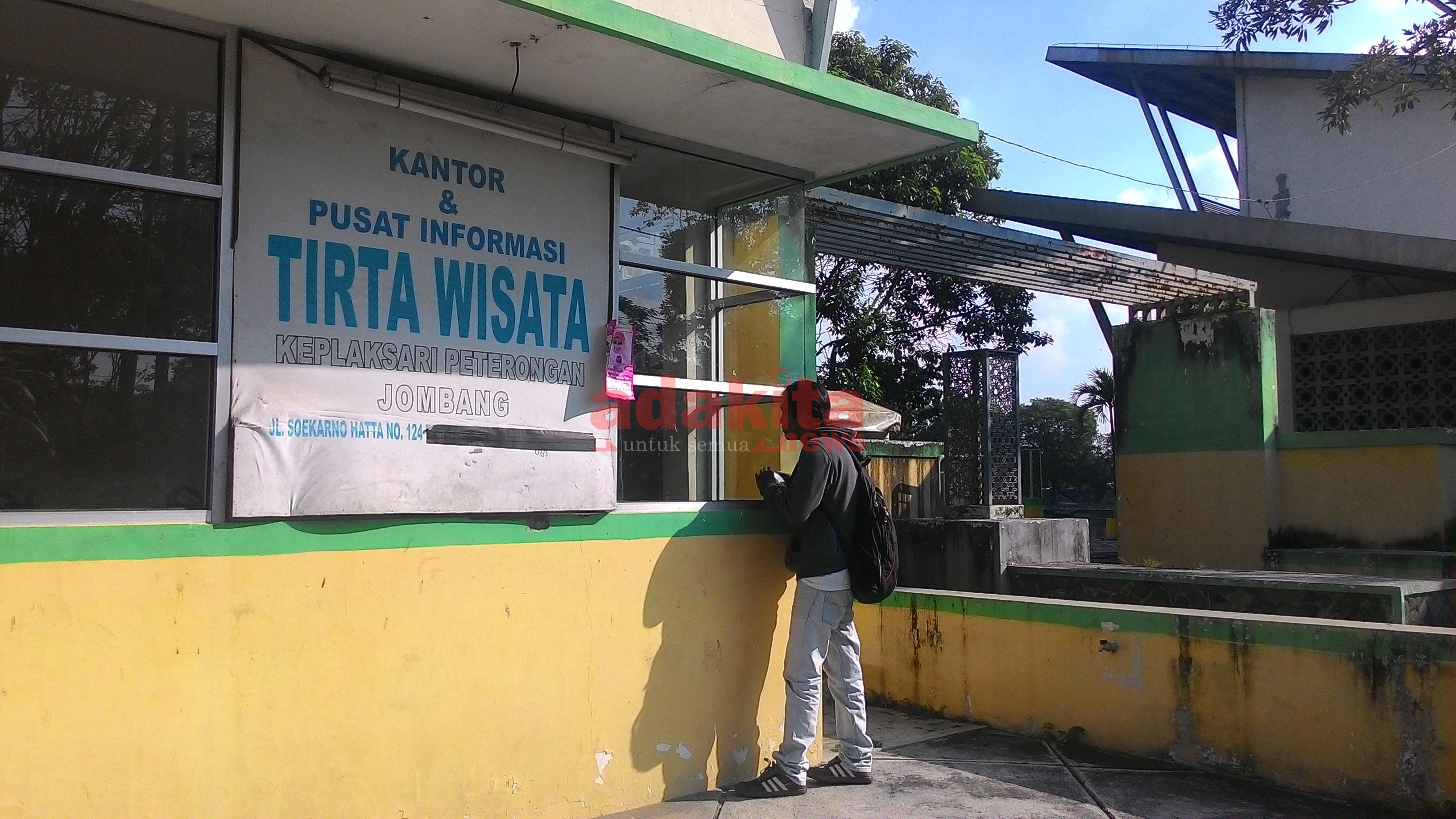 Disbudpar Kabupaten Jombang Upayakan Pembangunan Tirta Wisata Adakitanews Tempat Taman