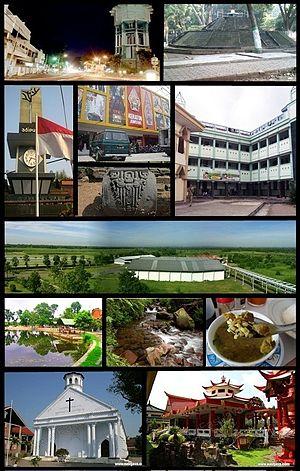 Kabupaten Jombang Wikipedia Bahasa Indonesia Ensiklopedia Bebas Kiri Atas Kanan