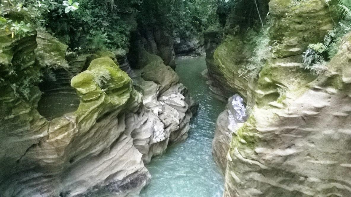 Limakaki Destinasi Wisata Jombang Lokasinya Tersembunyi Cocok Kedung Cinet Berada