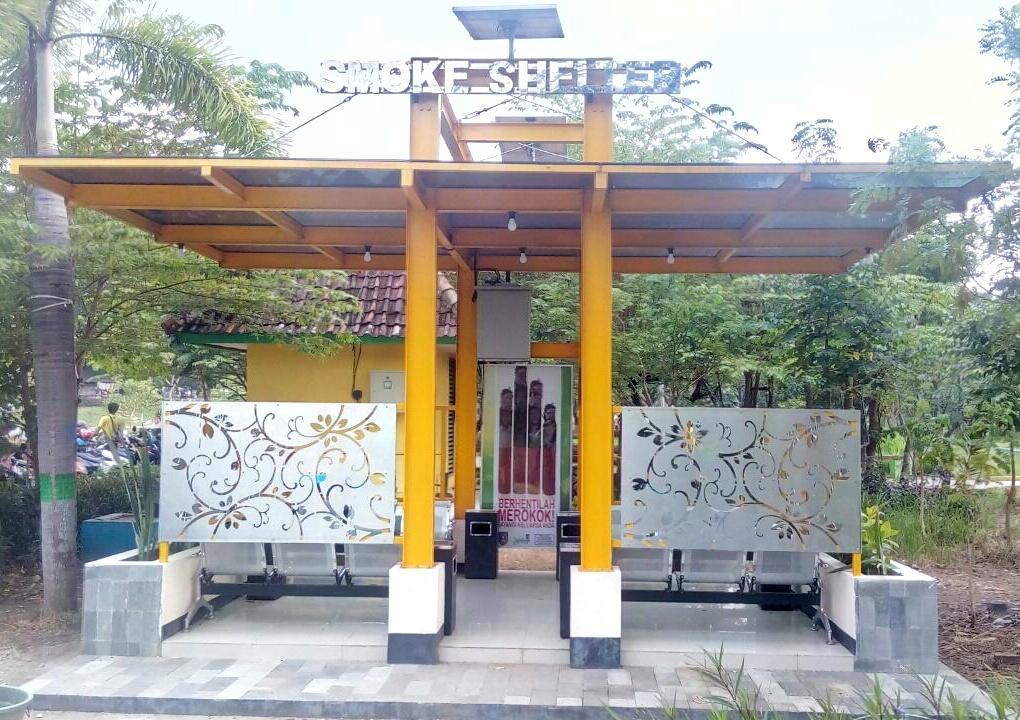 Rth Keplaksari Kerennya Taman Jombang Beriman Area Tiga Lho Akhirnya