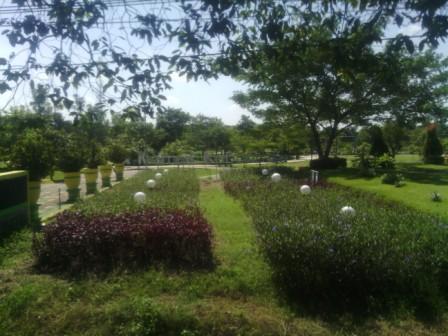 Taman Kebon Ratu Keplaksari Peterongan Jombang Kebokicak Kebonratu 1 Tirta
