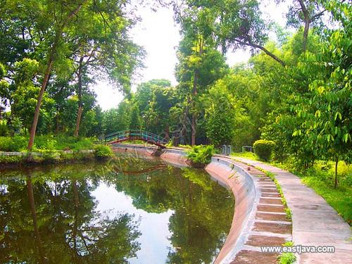Taman Tirta Wisata Jombang East Java Wisat Flickr Eastjava Kab