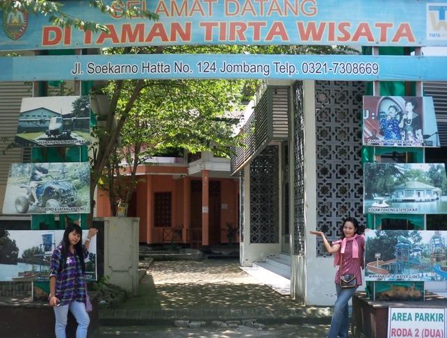 Tirta Wisata Jombang Taman Kab
