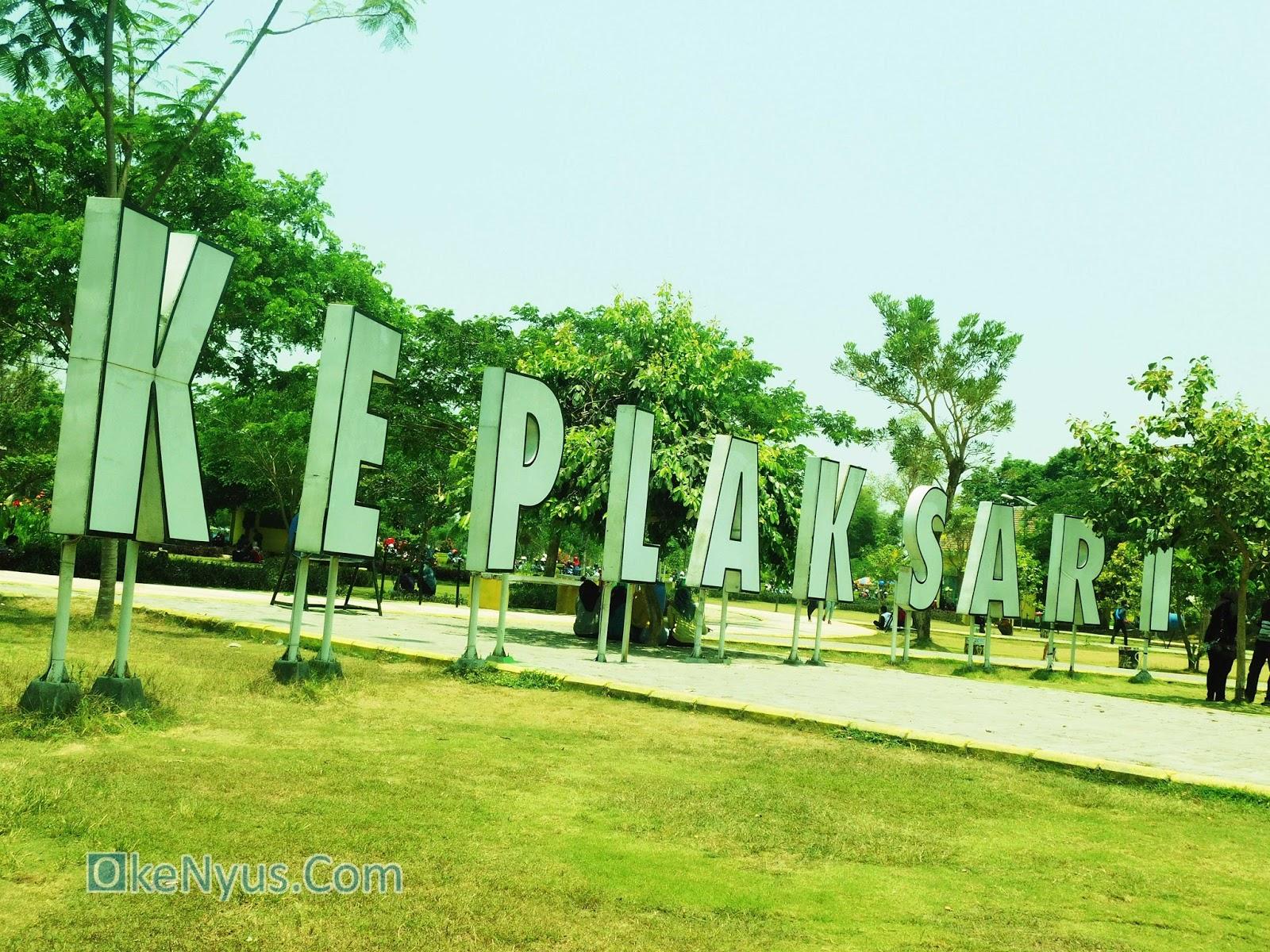 Vindiseptian 20 10 Tempat Wisata Jombang Dikunjungi Keplaksari Jpg Taman