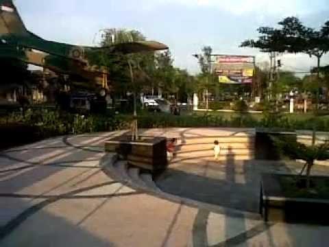 Wisata Jombang Museum Dirgantara Peterongan Jawa Timur Youtube Taman Tirta