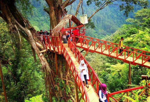 35 Tempat Wisata Batang Jawa Tengah Mempesona Goa Jepang Kab