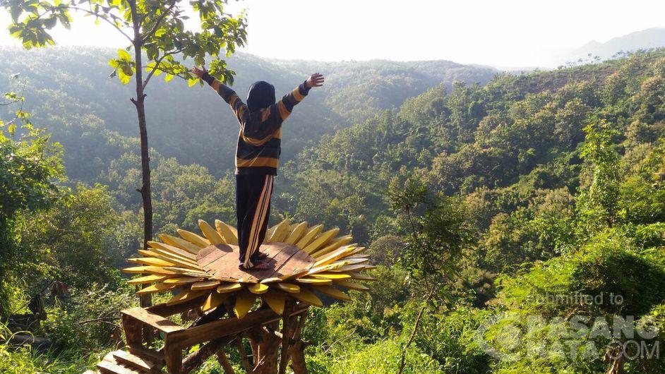 Adu Adrenalin Ketinggian Mojoagung Jombang Wisata Pasangmata Goa Jepang Kab