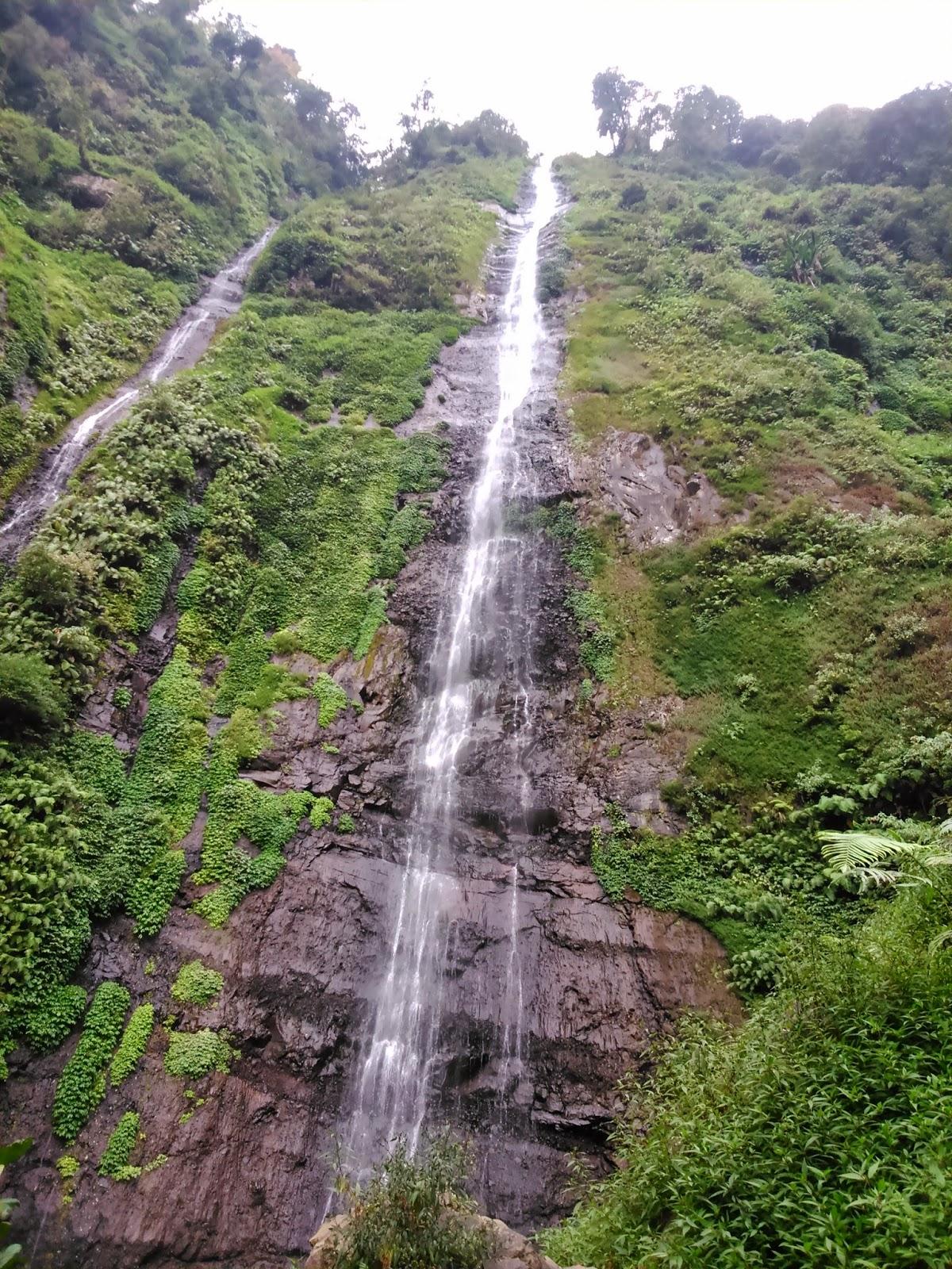 Air Terjun Tretes Pesona Tertinggi Jawa Timur Wisata Goa Jepang