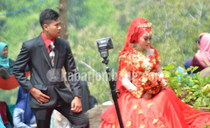 Goa Jepang Dijadikan Lokasi Spot Foto Pre Wedding Kabar Jombang
