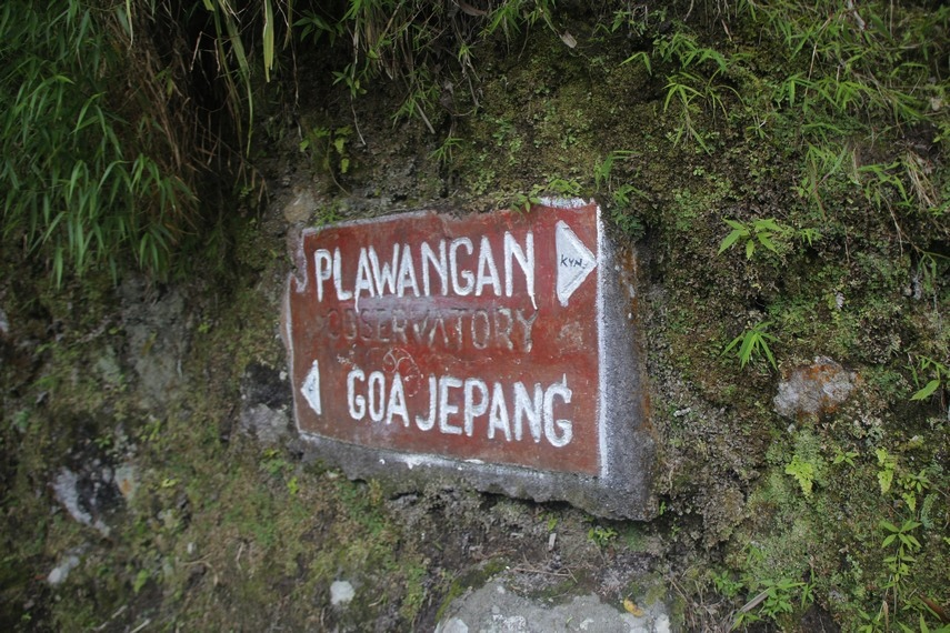 Goa Jepang Kaliurang Jejak Penjajahan Tanah Jogja Kawasan Nirmolo Terdapat